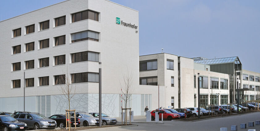 Fraunhofer ILT, Main Building